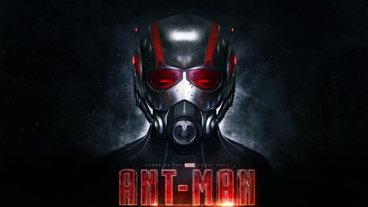 ANT-MAN superhero action marvel disney comics ant man poster wallpaper