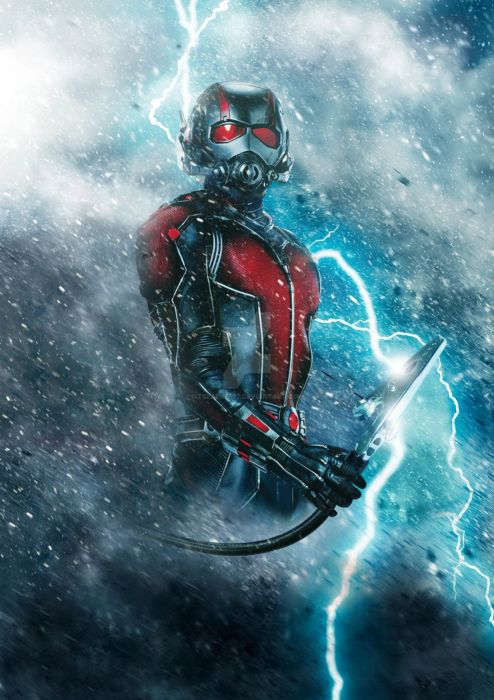 ANT-MAN superhero action marvel disney comics ant man wallpaper
