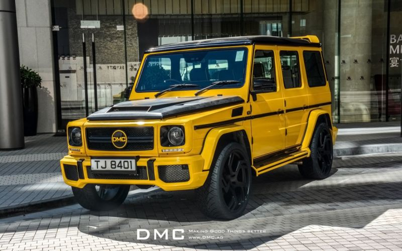 2015 DMC Mercedes-Benz G88 Limited Edition wallpaper