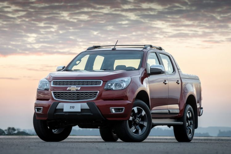 Chevrolet-S10 High Country cars pickup 4x4 2015 wallpaper