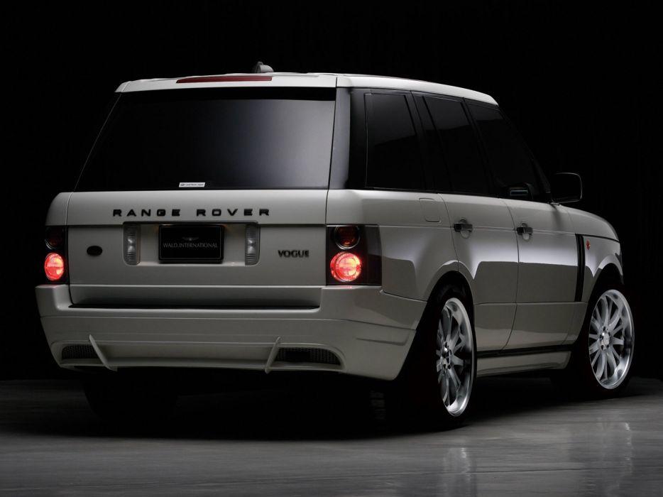 WALD INTERNATIONAL Range Rover vogue cars modified 2002 wallpaper