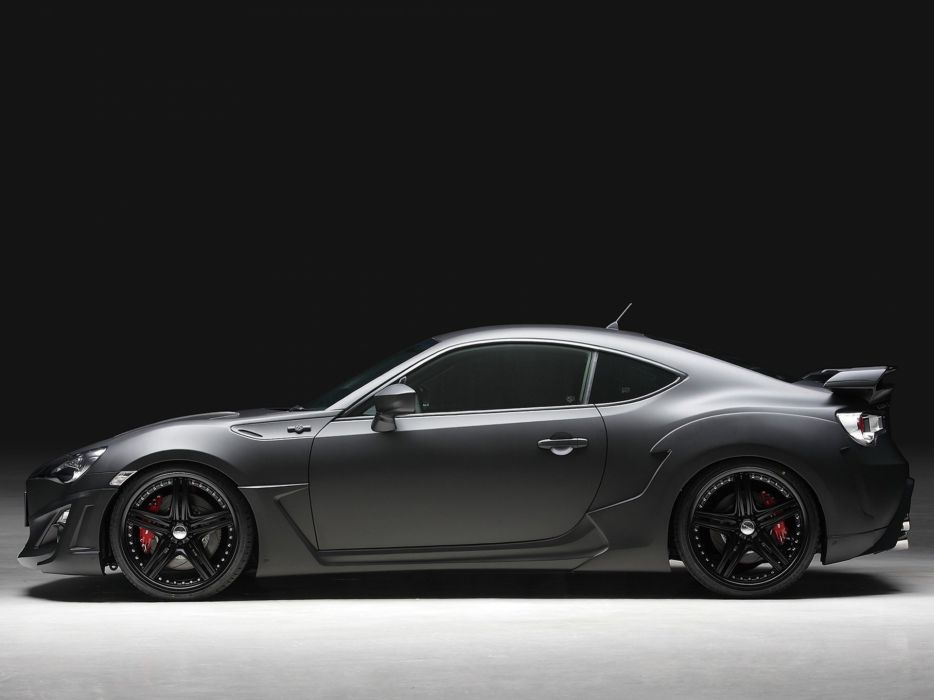 WALD INTERNATIONAL Toyota gt86 Sports Line cars modified 2013 wallpaper