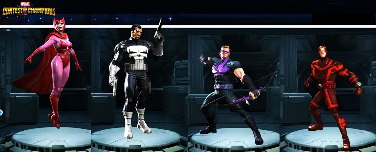 MARVEL CONTEST CHAMPIONS superhero action fighting arena hero warrior 1mcc wallpaper