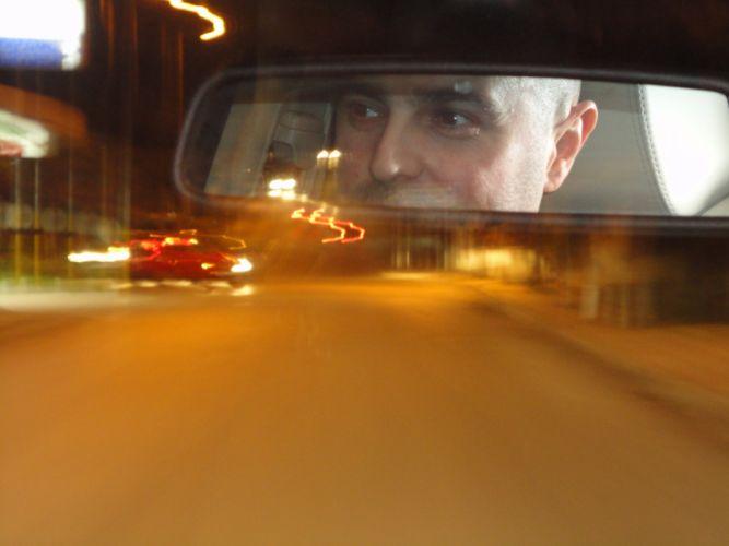 Ata Sot Night Drive Range Rover Sofia Bulgaria Art wallpaper