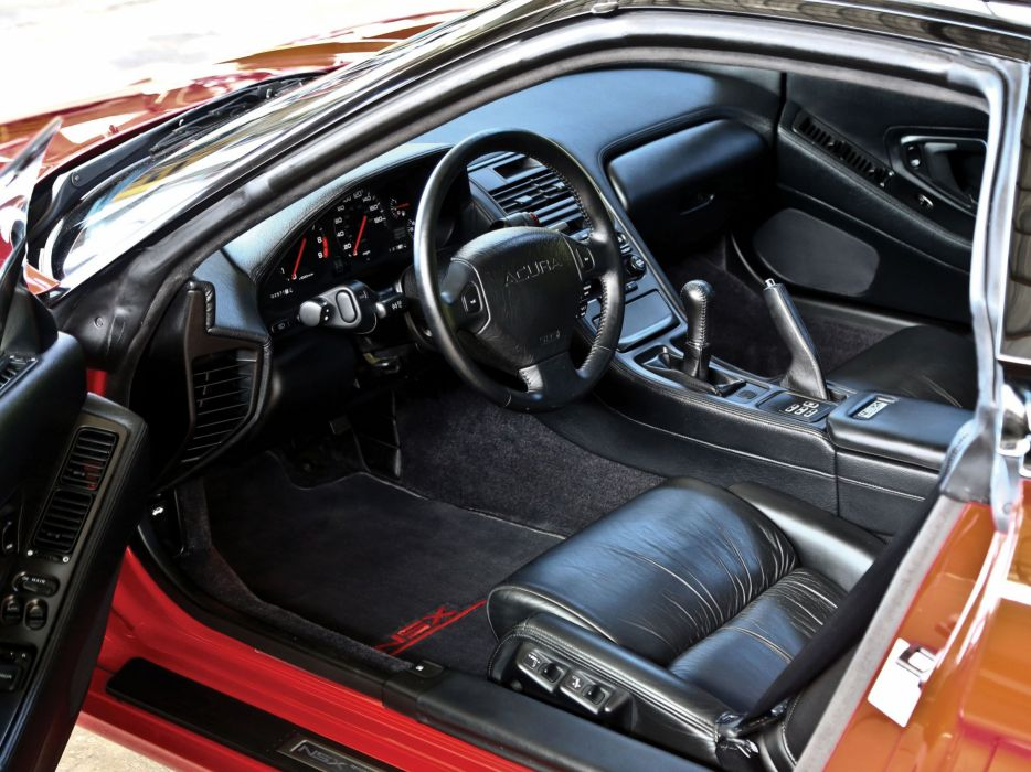 Acura NSX cars coupe 1991 wallpaper
