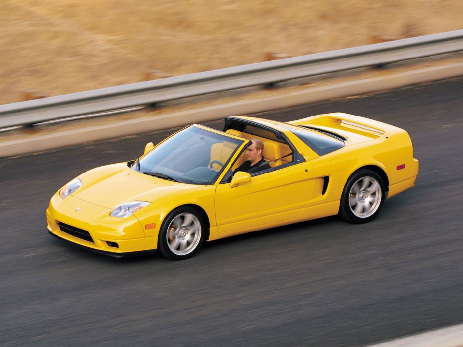 Acura NSX cars coupe 2001 wallpaper