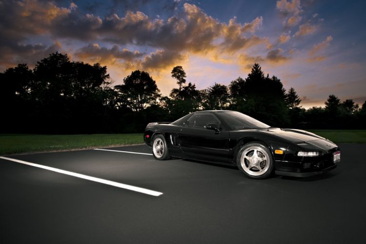 Acura NSX cars coupe 1991 2005 wallpaper