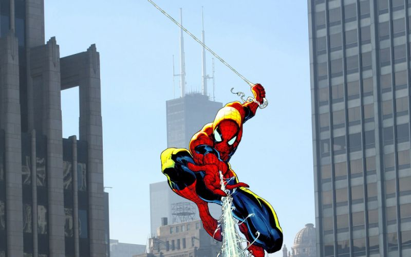 SPIDER-MAN superhero marvel spider man action spiderman wallpaper