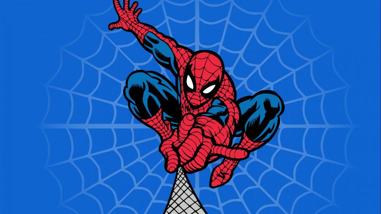 Spider Man Superhero Marvel Spider Man Action Spiderman