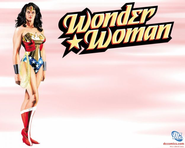 WONDER WOMAN superhero girl sexy babe girls poster wallpaper