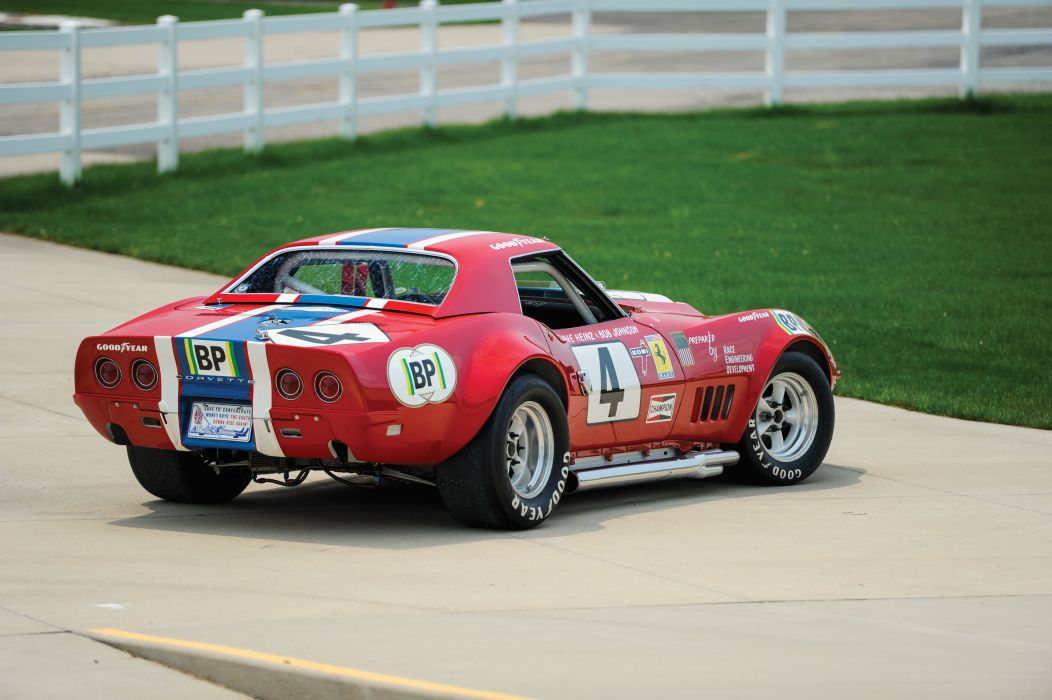 1968 Chevrolet Corvette L88 (c3) Convertible Race Cars wallpaper
