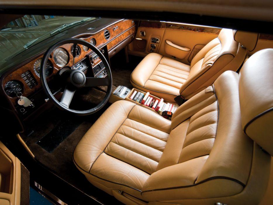 rolls-Royce Corniche Drophead Coupe cars 1978 wallpaper