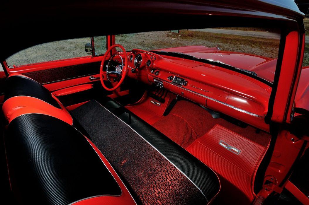 245-HP 2-door cars classic Sedan wallpaper