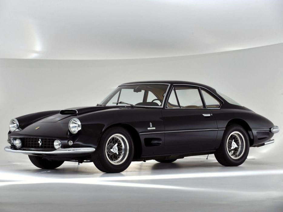 Ferrari 250-GT Coupe Passo Corto Speciale 1962 cars wallpaper