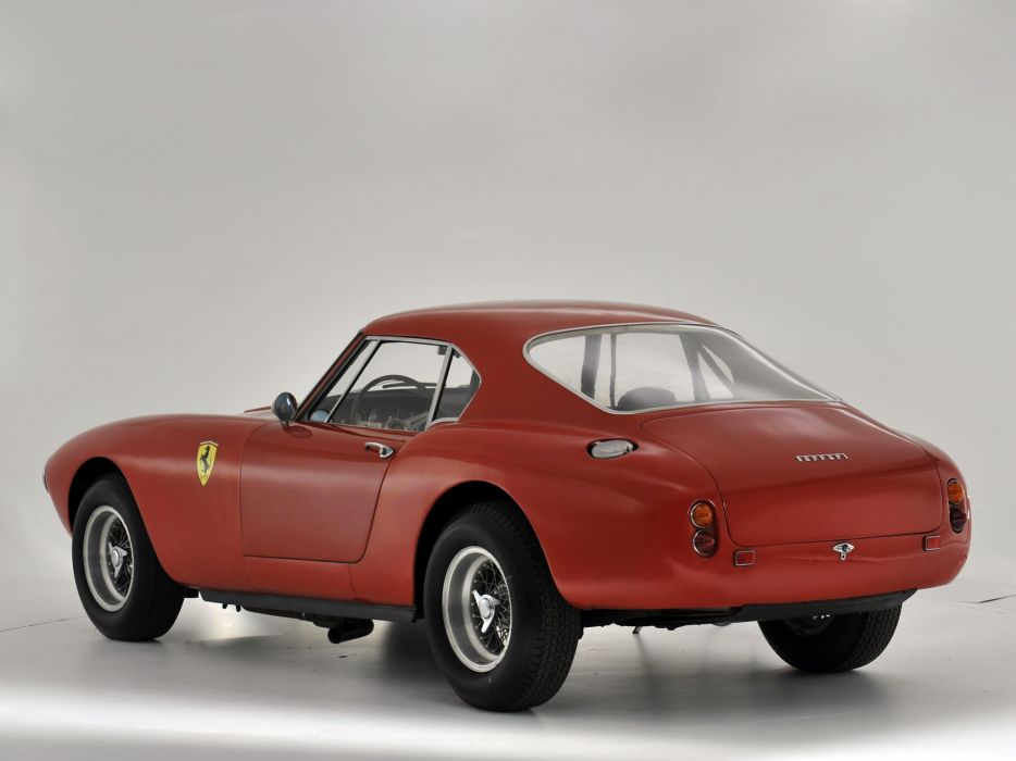 Ferrari 250-GT Berlinetta Interim cars coupe 1959 wallpaper