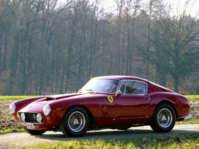 Ferrari 250-GT Berlinetta SWB Passo Corto 1960 Lusso cars wallpaper