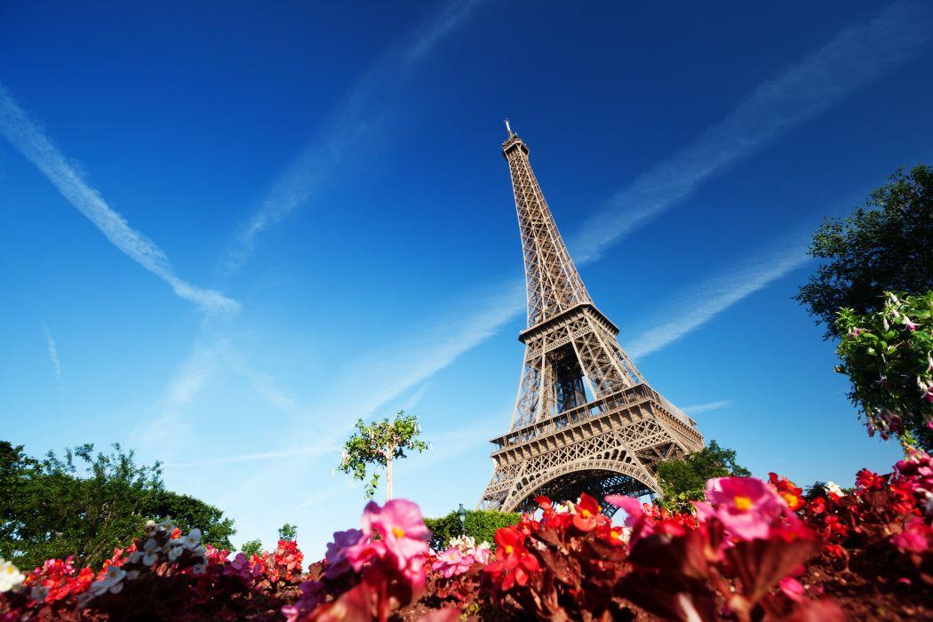 torre eiffel paris francia wallpaper