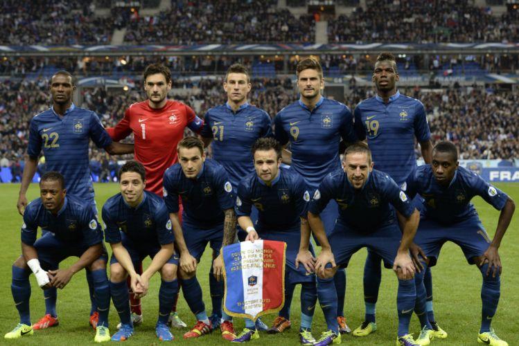 seleccion francia futbol wallpaper