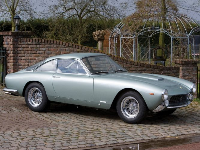 Ferrari 250-GT Berlinetta Lusso cars 1962 wallpaper