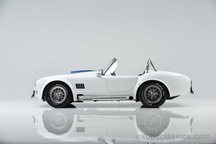 1965 Superformance (MK III) shelby Cobra cars wallpaper