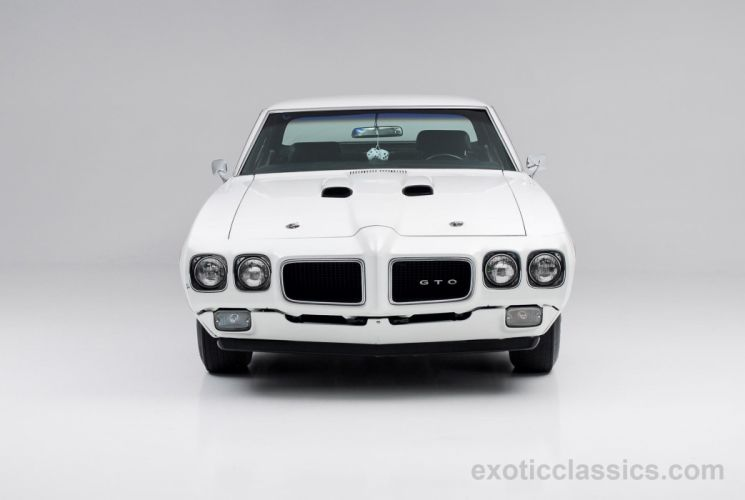 1970 Pontiac GTO Judge cars wallpaper