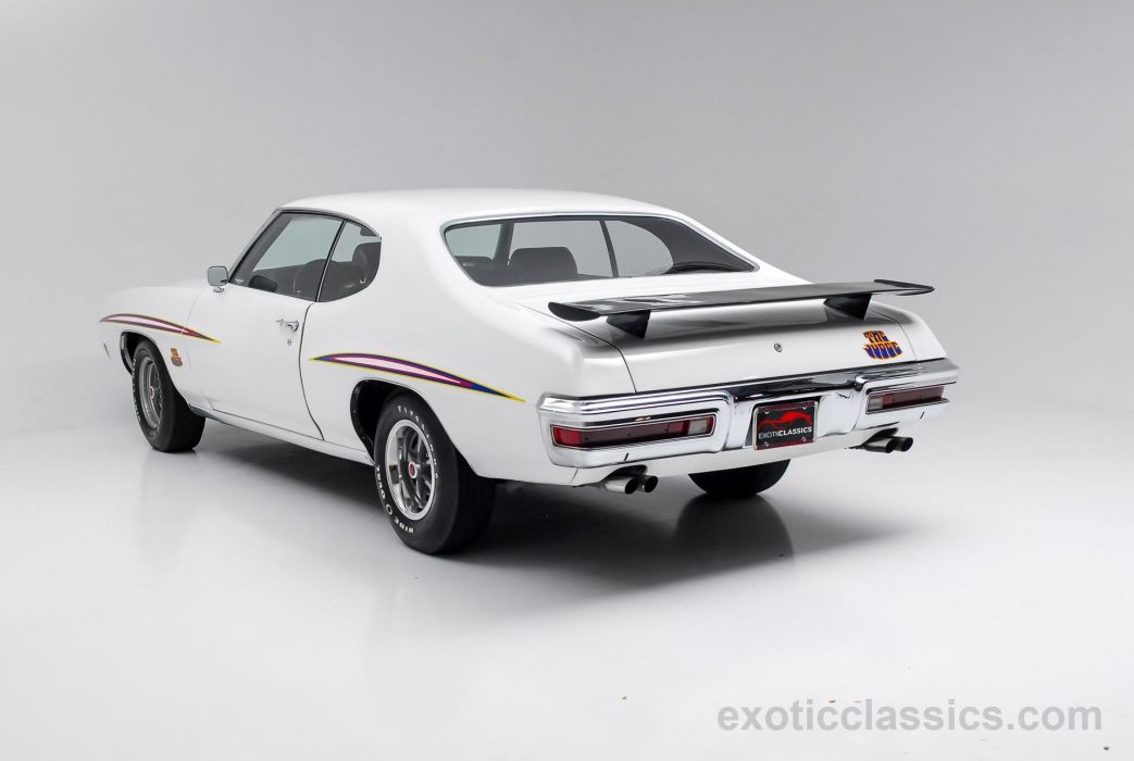1970 Pontiac GTO Judge cars wallpaper