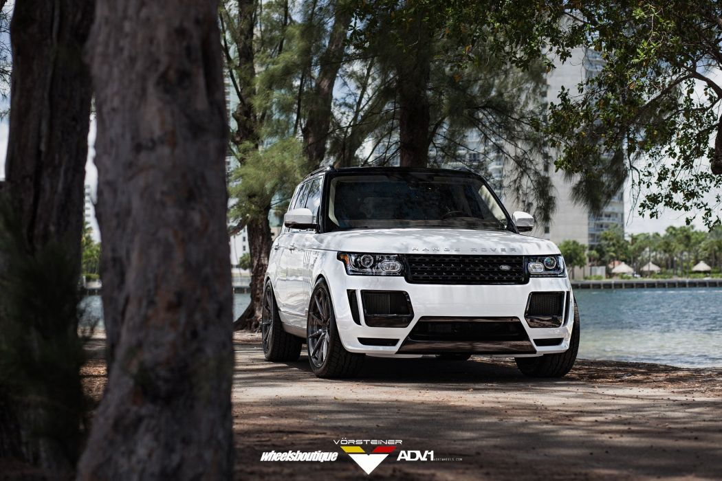 ADV 1 Wheels Range Rover Vorsteiner Veritas modified cars wallpaper