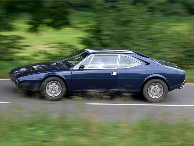 Ferrari Dino 308 GT4 cars 1976 wallpaper