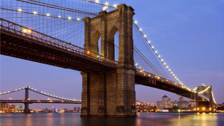 puente nueva york wallpaper