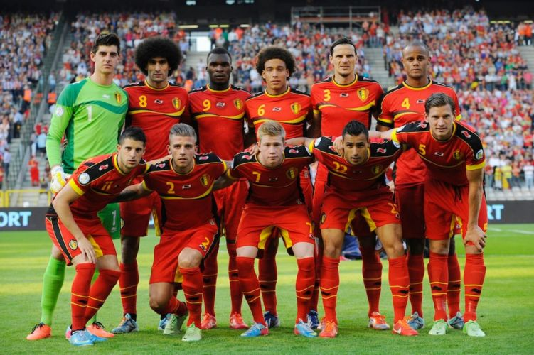 seleccion belgica futbol wallpaper