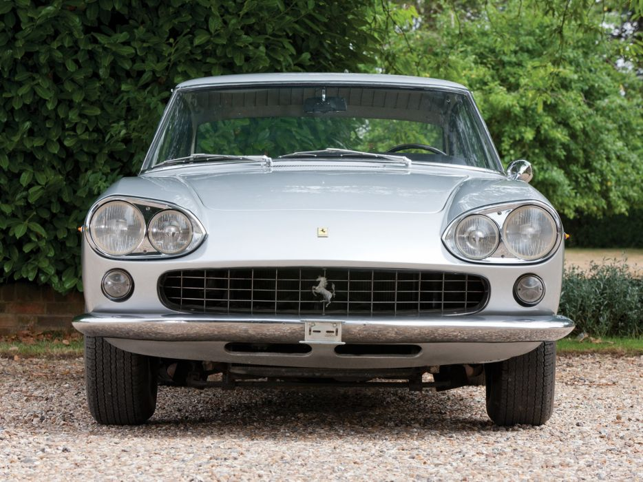Ferrari 330-GT 2+2 (Series I) cars 1964 wallpaper