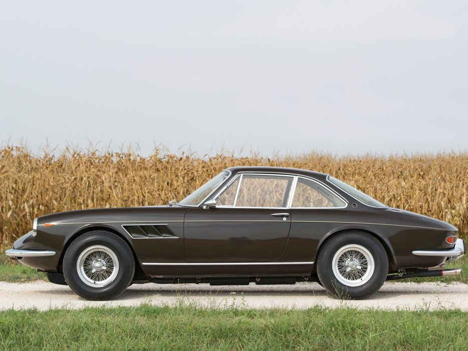 Ferrari 330 GTC coupe cars 1966 wallpaper