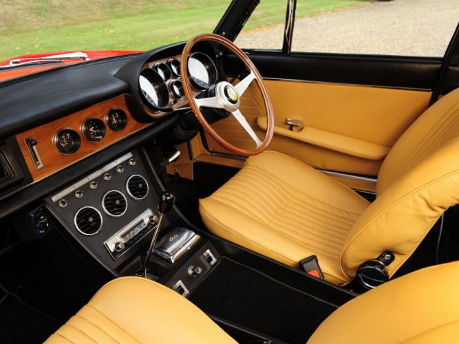 Ferrari 330 GTC coupe UK-spec cars 1966 wallpaper