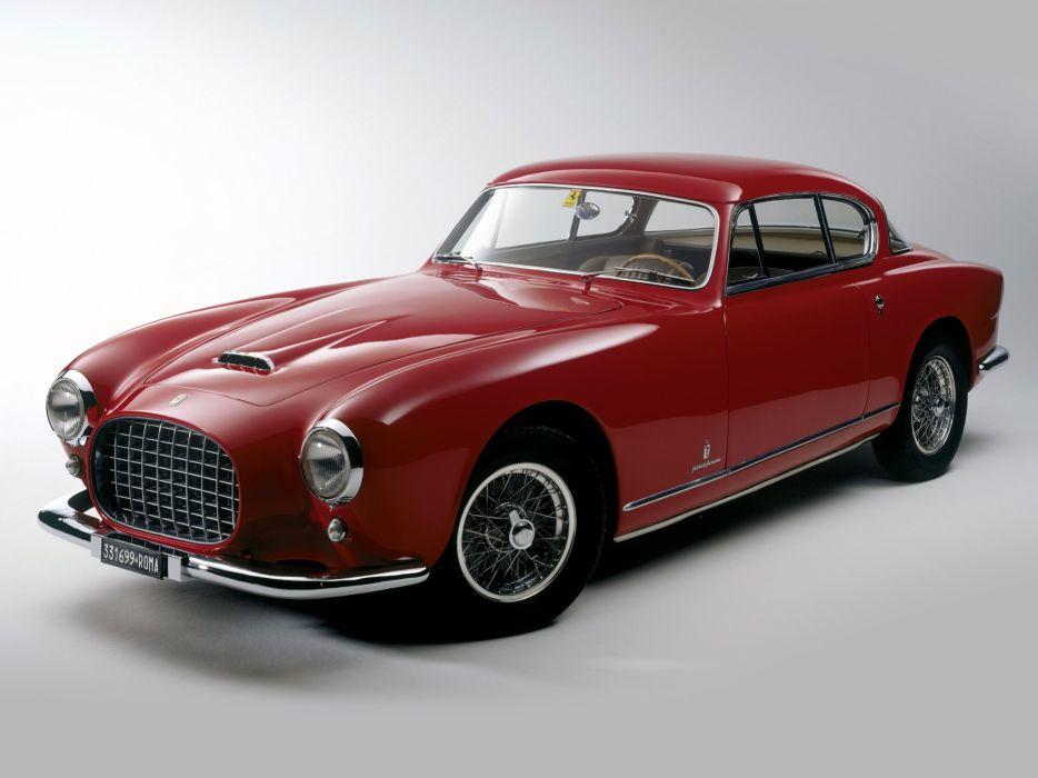 Ferrari 342 America Coupe cars 1952 wallpaper