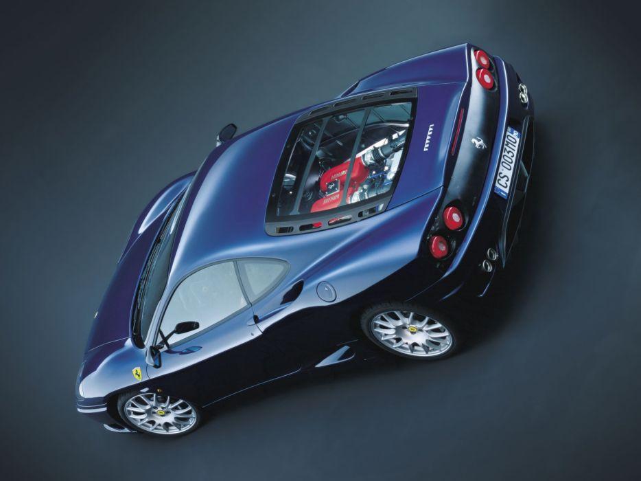 Ferrari 360 Challenge Stradale cars 2003 wallpaper