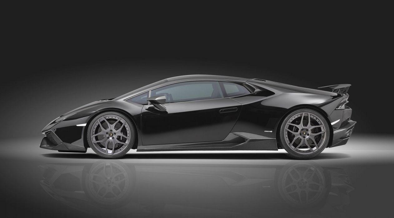 Novitec Torado Lamborghini Huracan cars supercars modified wallpaper
