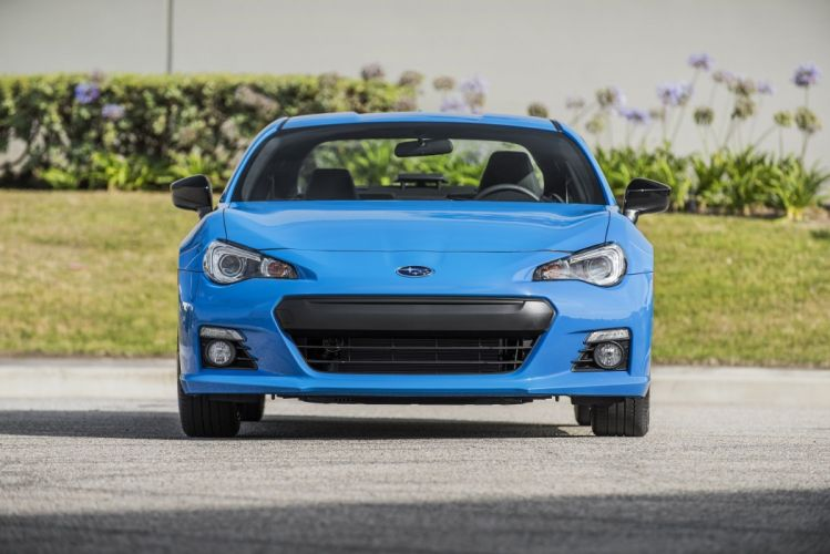 2016 Subaru BRZ Series HyperBlue cars COUPE wallpaper