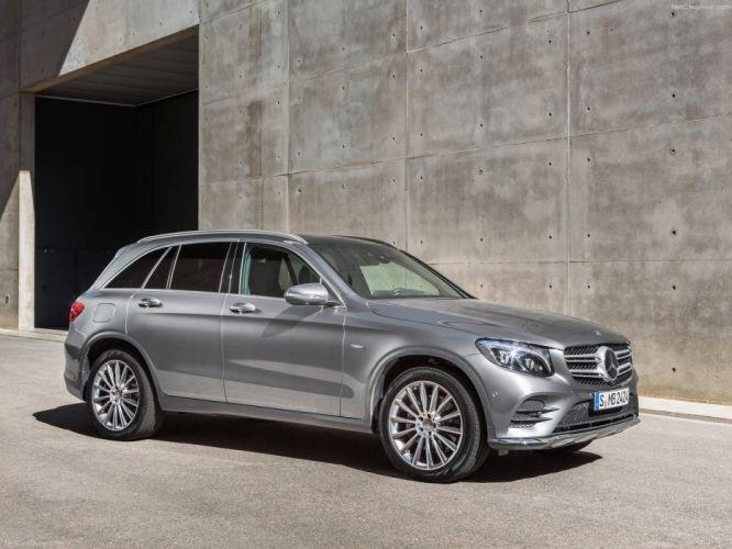 2016 cars GLC Mercedes-Benz suv 350-d 4matic wallpaper