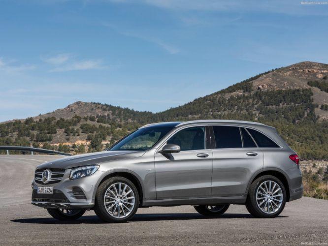 2016 cars GLC Mercedes-Benz suv 250-d 4matic wallpaper