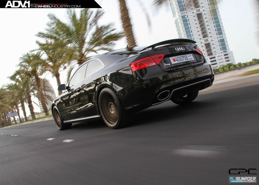 ADV 1 WHEELS GALLERY AUDI RS4 AVANT cars wallpaper