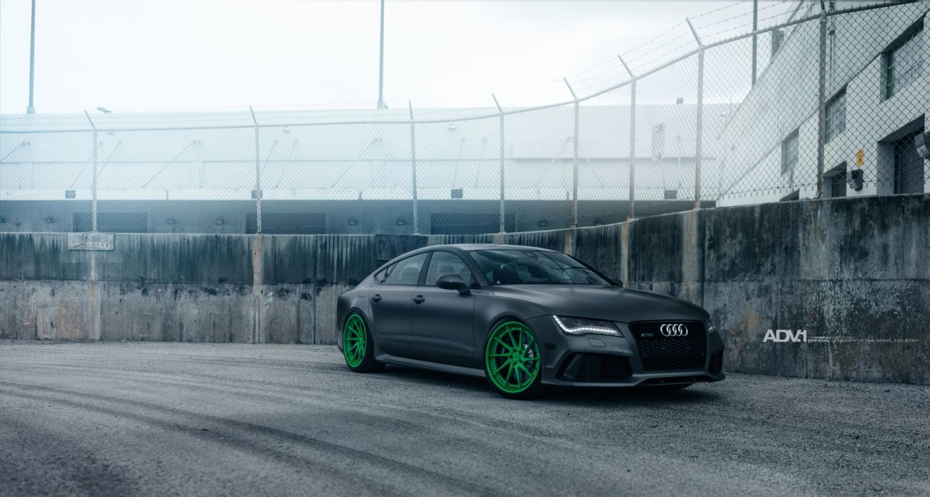ADV 1 WHEELS GALLERY audi rs7 cars wallpaper