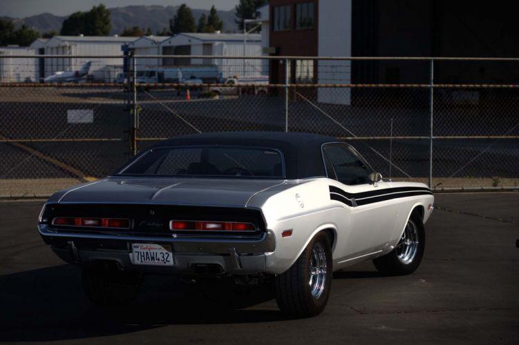 1971 challenger classic custom Dodge hemi hot muscle rod rods wallpaper