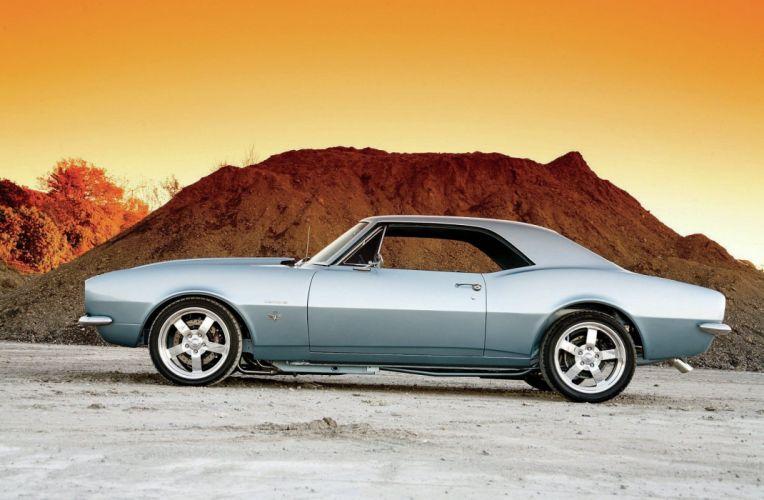 1967 Chevrolet camaro cars modified wallpaper