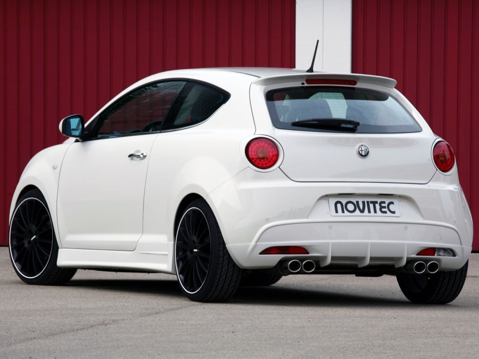 novitec alfa romeo mito cars modified 2009 wallpaper | 2048x1536
