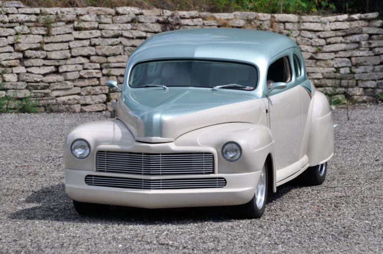 1946 Mercury Coupe Streetrod Hotrod Hot Rod Street USA 4200x2790-04 wallpaper