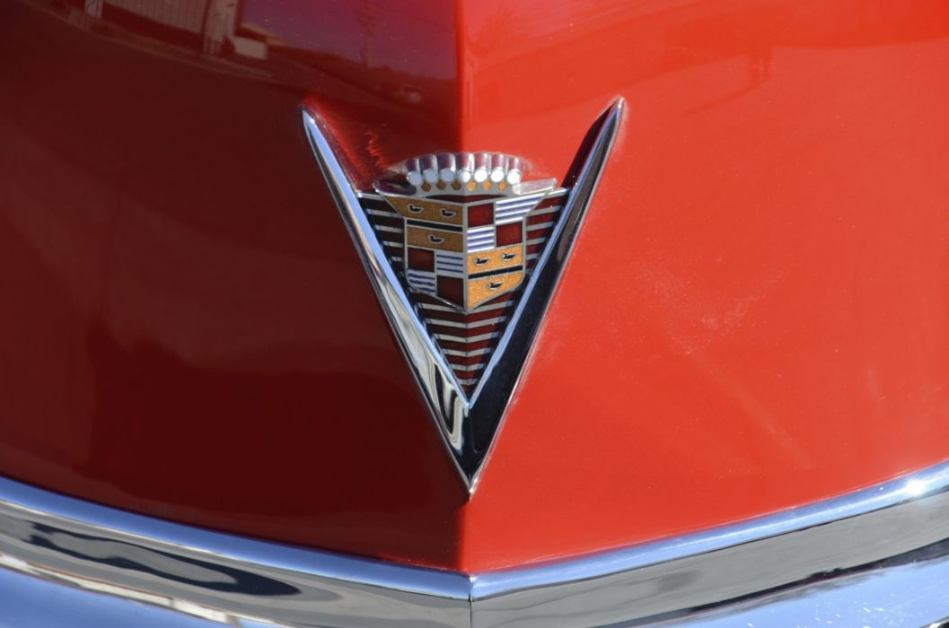 1947 Cadillac Serie 63 Convertible Classic Old Vintage Retro Red USA 2400x1590-06 wallpaper