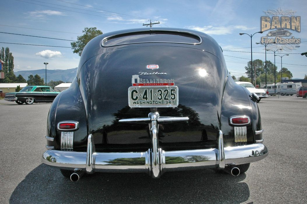 1947 Chevy Chevrolet Fleetline Hotrod Streetrod Hot Rod Street USA 1500x1000-14 wallpaper