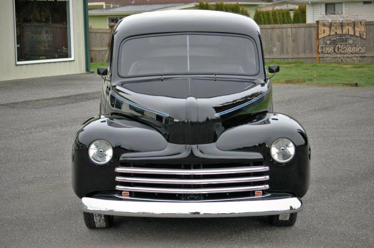 1947 Ford Sedan Hotrod Streetrod Hot Rod Street USA 1500x1000-08 wallpaper