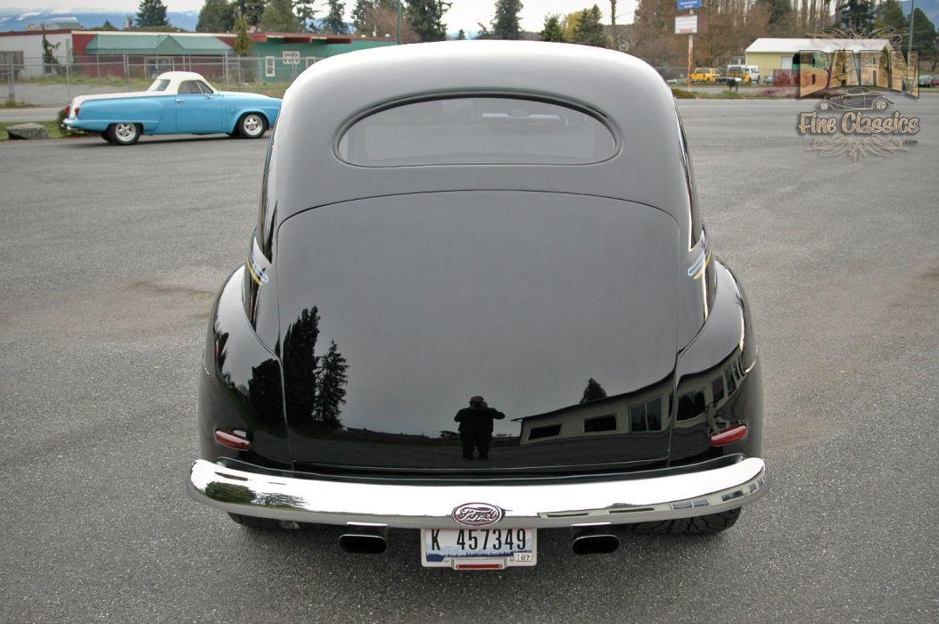 1947 Ford Sedan Hotrod Streetrod Hot Rod Street USA 1500x1000-12 wallpaper
