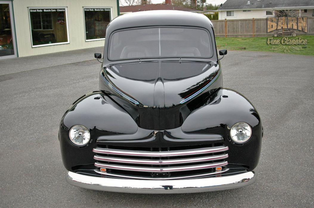 1947 Ford Sedan Hotrod Streetrod Hot Rod Street USA 1500x1000-15 wallpaper